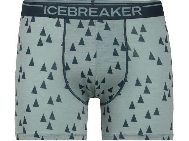 Icebreaker Anatomica Bokserit Miehet, hydro